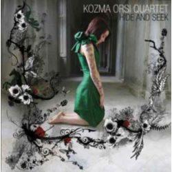 KOZMA ORSI - Hide And Seek CD