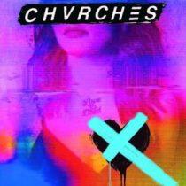 CHVRCHES - Love Is Dead / limitált clear vinyl bakelit / LP