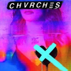 CHVRCHES - Love Is Dead / limitált clear vinyl bakelit / LP