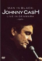 JOHNNY CASH - Man In Black Live In Denmark DVD