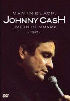 JOHNNY CASH - Man In Black Live In Denmark DVD