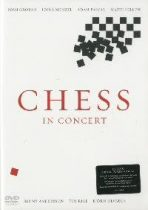 MUSICAL ROCKOPERA - Chess In Concert DVD