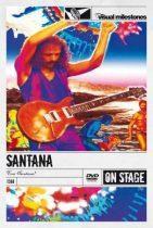 SANTANA - Viva Santana /Visual Milestones/ DVD