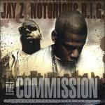 JAY-Z & NOTORIOUS BIG - Commision CD