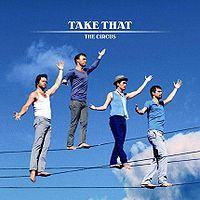 TAKE THAT - The Circus /ee/ CD