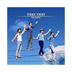 TAKE THAT - The Circus /ee/ CD