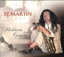 ST. MARTIN - Mediterrán Éjszakák CD