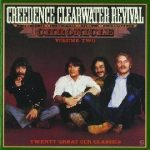 CREEDENCE CLEARWATER REVIVAL - Chronicles 20 Greatest Hits vol.2. CD