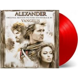VANGELIS - Alexander / limitált színes vinyl bakelit / 2xLP