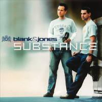 BLANK & JONES - Substance CD