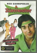 FILM - A Zűrmester DVD