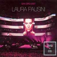 LAURA PAUSINI - San Siro 2007 /cd+dvd/ CD