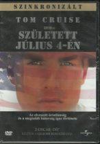 FILM - Született Július 4.-én DVD