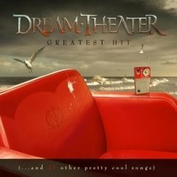 DREAM THEATER - Greatest Hit / 2cd / CD