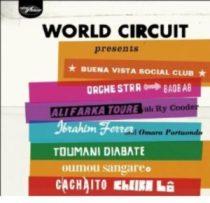 VÁLOGATÁS - World Circuit Present CD