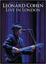 LEONARD COHEN - Live In London DVD