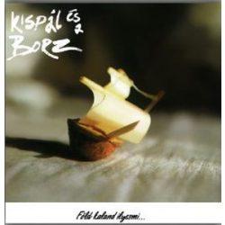 KISPÁL ÉS A BORZ - Föld Kaland Ilyesmi / vinyl bakelit / LP