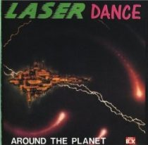 LASERDANCE - Around The Planet CD