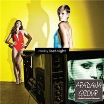 MOBY - Last Night /ee/ CD