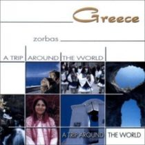 VÁLOGATÁS - A Trip Around The World Greece CD