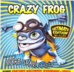 CRAZY FROG - More Crazy Hits CD