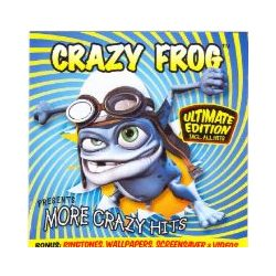 CRAZY FROG - More Crazy Hits CD