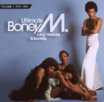 BONEY M - Ultimate Long Versions And Rarities Vol.1. 1976-1980 CD