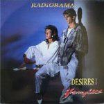 RADIORAMA - Desires And Vampires CD