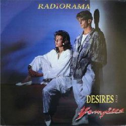 RADIORAMA - Desires And Vampires CD