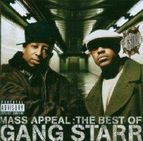 GANG STARR - Mass Appeal Best Of CD