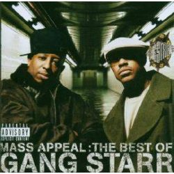 GANG STARR - Mass Appeal Best Of CD