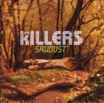 KILLERS - Sawdust CD