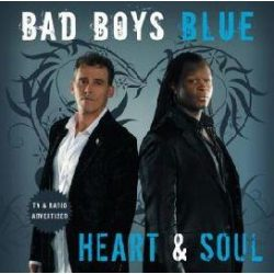BAD BOYS BLUE - Heart & Soul CD