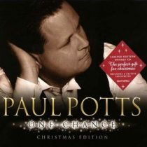 PAUL POTTS - One Chance /limited xmas edition 2cd/ CD
