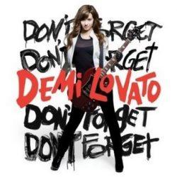 DEMI LOVATO - Don't Forget CD