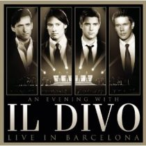 IL DIVO - An Evening With Il Divo Live In Barcelona /cd+dvd/ CD