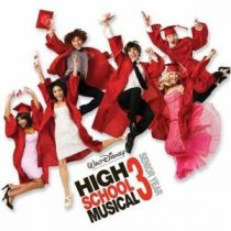 FILMZENE - High School Musical 3. Senior Year Végzősök /bonus magyar szám/ CD