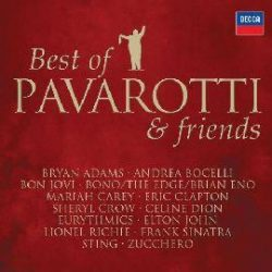 PAVAROTTI - The Duets CD