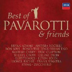 PAVAROTTI - The Duets CD