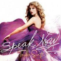 TAYLOR SWIFT - Speak Now CD