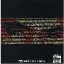 NAS - Greatest Hits CD