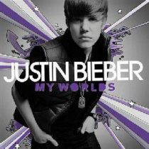 JUSTIN BIEBER - My Worlds /My World 1.0 & My World 2.0/ CD