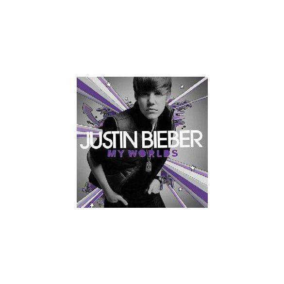 JUSTIN BIEBER - My Worlds /My World 1.0 & My World 2.0/ CD