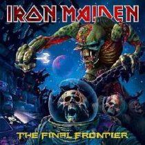 IRON MAIDEN - Final Frontier CD