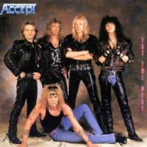 ACCEPT - Eat The Heat CD