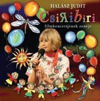 HALÁSZ JUDIT - Csiribiri CD