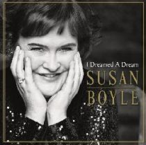 SUSAN BOYLE - I Dreamed A Dream CD