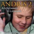 SZABÓ ANDRIS - Andris 2. A Szívemmel Is Látható CD