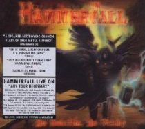 HAMMERFALL - No Sacrifice, No Victory CD
