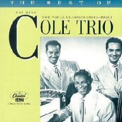 NAT KING COLE TRIO - The Vocal Classic 1947-50 CD